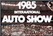 "The program for the International Auto Show in Seattle asks, ""Could this become the American Rolls-Royce?"" in November 1985."