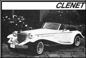 An article on the Clenet Series III Asha praises the automobile and gives its specifications in 1986.