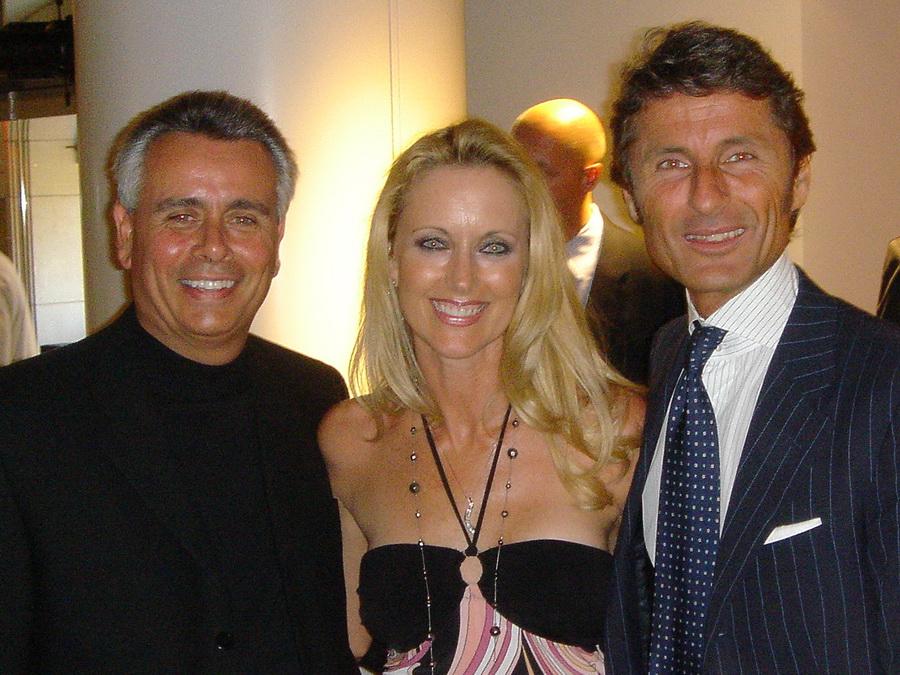Alfred Dimora Yvonne Dimora And Stephan Winkelmann